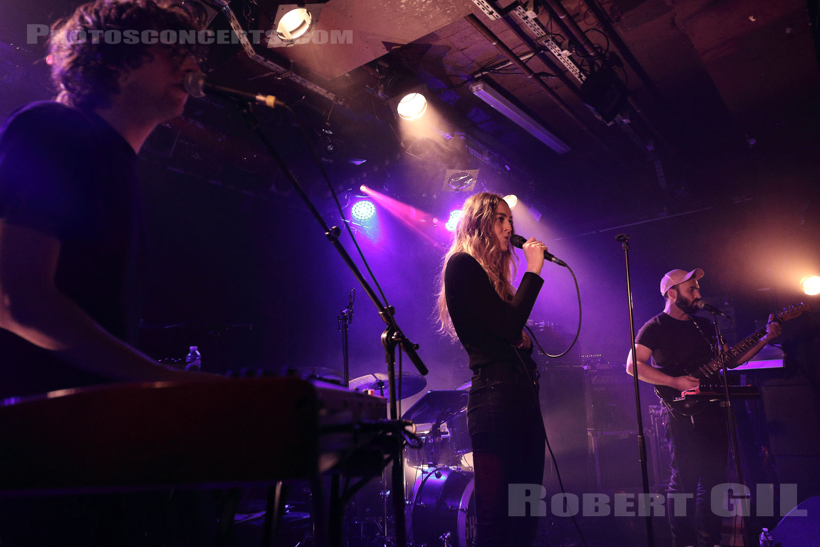 HOLLYDAYS - 2018-02-01 - PARIS - La Maroquinerie